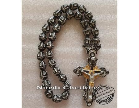 """Купить православные четки  """"Крест"""""""