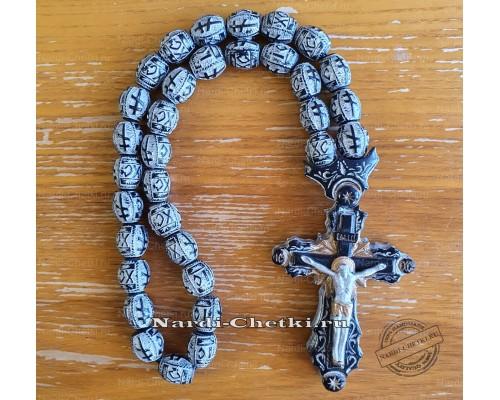 Четки православные с крестом