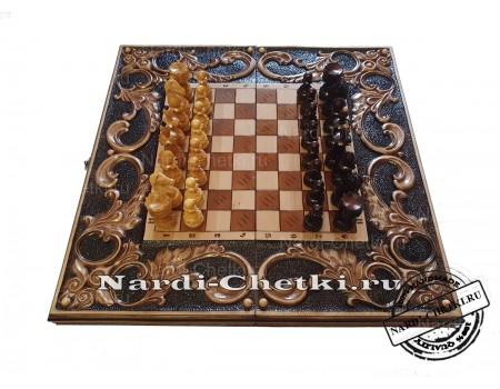 """Купить шахматы нарды шашки """"Джокер"""""""