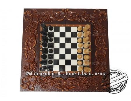 """Купить шахматы нарды шашки """"Легион"""""""
