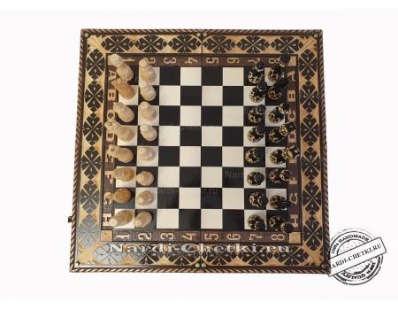 """Купить шахматы нарды шашки """"Chess Club"""""""